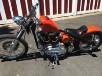 Had to sell ASAP! 1974 harley davidson Ironhead