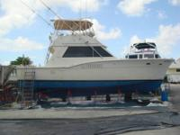 46' Hatteras ?Boat Name: SARITA ?Year: 1974 ?Current