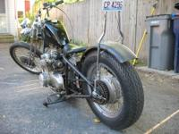 I have my 1974 Honda CB550 for sale. It appears to be a