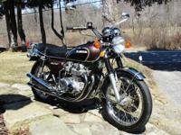 1974 Honda CB550F All original-1974 CB550F One Owner!