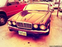 Byright Auto proudly presents the 1974 Jaguar XJ6. The