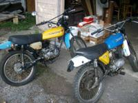 These are in nice condition having been stored in a