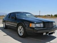 1974 Lincoln Mark VII (NV) - $ 13,500 50,000 miles. LSC