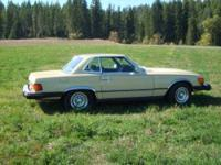 1974 Mercedes Benz 450SL in Excellent Condition All