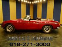Nice 1974 MGB roadster for sale. This is a nice little