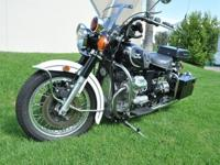 1974 double disc Eldorado Police bike with original