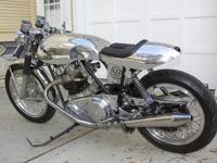 This one-of-a-kind motorcycle is absolutely