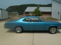 1974 Plymouth Duster American Classic This classic is