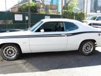 1974 Plymouth Duster...Immaculate and Beautiful