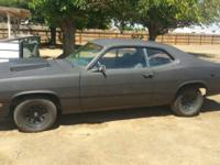 I have a 1974 Plymouth Duster for sale. It is the one