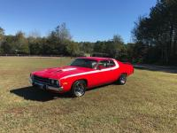 1974 Plymouth Roadrunner Originally 318 AT, PS, PB, AC
