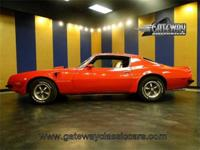 1974 Pontiac Trans Am for sale. This is a beautiful