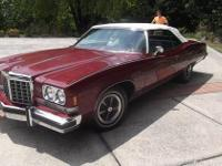 1974 Pontiac Grandville for sale (AL) - $21,000 '74