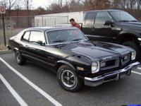1974 Pontiac GTO for sale (PA) - $20,000. 75,000 orig