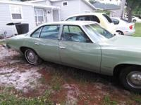 1974 Pontiac LeMans 4DR Sedan ..Excellent Daily Driver
