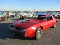 Year : 1974 Make : Pontiac Model : Trans Am Trim :