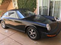 1974 Porsche 911 S All original.  For sale is my 1974