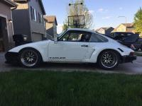 1974 Porsche 911. Slantnose RSR widebody. 3.6l from