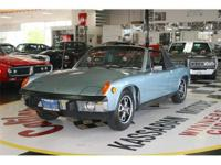 Immaculate Condition 1974 Porsche 914 Roadster -