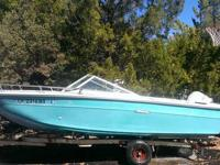 1974 Sea Ray, bought years ago to restore... you know