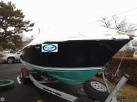 - Stock #71663 - This 1975 Sea Craft 23 Center Console