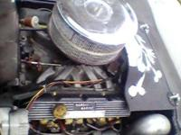 455 Olds engine. Rebuilt 20 hours runtime. Has other