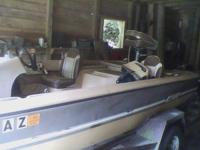 i have 1974 starcraft fiberglass boat with 7.5hp  boat