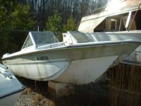 1974 Starcraft Marine 17 Bowrider Project Boat Cheap