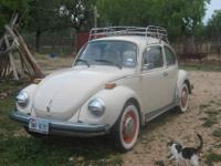 Selling my Gorgeous 1974 Super Beetle, sadly.