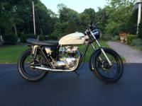 For Sale Vintage Triumph!* Engine- build includes all