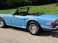 1974 Triumph TR6 - Ready to drive and show. Ive been a