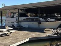 1974 Trojan 44 Motor Yacht in good condition according