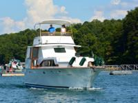 1974 45 FOOT TROJAN FB MOTOR YACHT This yacht has