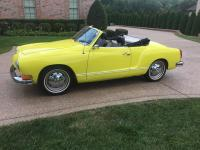 Selling for my customer.... April of 1974 Ghia Vert.