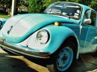 1974 Volkswagen Super Bettle This is a super good