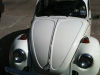 Classic 1974 Volkswagen Super Beetle for sale. Been in