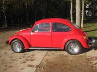 FOR SALE: 1974 VW Beetle, very good Florida Car with no