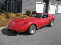 1974 Chevrolet Corvette Stingray High Performance This