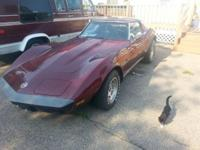 1974 Chevy Corvette Stingray for sale (IN) - $29,999.
