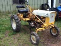 1974 Cub Farmall Good Condition Good Tires Hydraulic