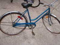 Here's a fantastic classic by Schwinn. The design is a
