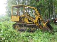 1975 450 Case Crawler Loader for parts or repair. If