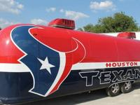 Houston Texans Tailgating AirstreamThe Ultimate