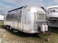 Looking for a Airstream with a power hitch jack we have