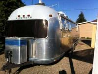 1975 Airstream Sovereign Travel Trailer This 31 foot RV