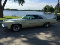 VERY CLEAN 1975 Buick LaSabre Convertible. 350 V-8New