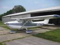1975 Cessna 172M Airplane, Registration # N64174, S/N: