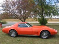 1975 Chevrolet Corvette Stingray Powerful 350 Original