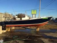- Stock #078889 - 1975 CHRIS-CRAFT 22 SPORTFISHERMAN