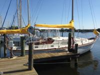 - Stock #47068 - This Chris Craft Caribbean Ketch is
